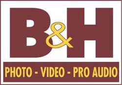 B & H Photo Video